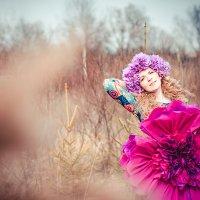 Цветущая Татьянка) :: Оля Яцыно (Песенко)