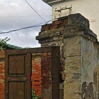 Ворота :: Дмитрий Близнюченко