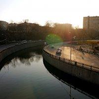 Путь к вокзалу :: Стас Бабкин