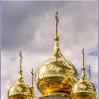 Соборные купола. :: юрий Амосов