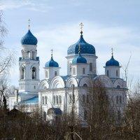 Церковь Михаила Архангела (1864-1887г.) :: Yuri Chudnovetz