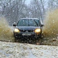 Mitsubishi lancer :: Андрей Резенов