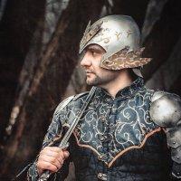 Рыцарь :: Виктория Андреева