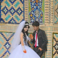 Ах эта свадьба... :: Михаил Столяров