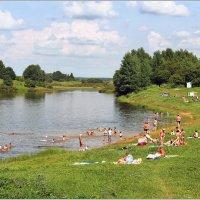 Пейзаж с Летом. :: Роланд Дубровский