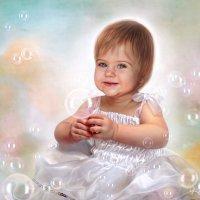 Детский фотоарт :: Ирина Kачевская