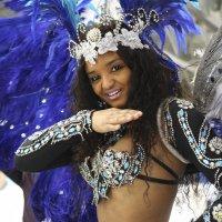 Бразильский танец - Тач папунда! )))) :: Татьяна Буркина