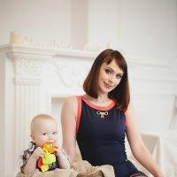 Семейная фотосессия :: Анна Бутакова