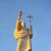 Статуя Христа Воскресшего. г.Ессентуки :: aleveg
