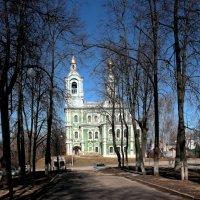 Никитская церковь :: Михаил Антонов