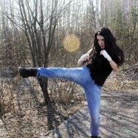 не злите девочку :: Дашка Сергевна