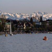 Цюрихское озеро :: Witalij Loewin