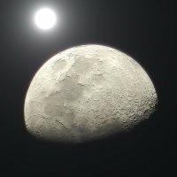 Первейшая задача сейчас - колонизация Луны... :: Юрий Поляков