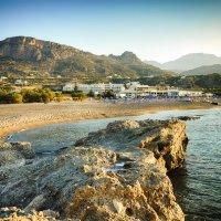 Утро, Крит. :: Алексей Олюшкин