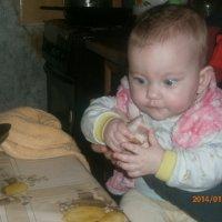 Дочь и сало :: Анастасия Ляшко