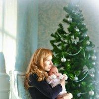 Ждем папу домой с подарками :: Tatiana Willemstein