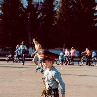 Полицейский с детского сада) :: Pavel Rakhimberdiev