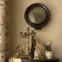 Старинные часы :: Александр Смирнов