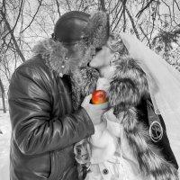 Зимняя свадьба :: Elena Vershinina