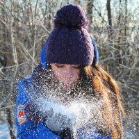 снежное волшебство :: Alex Chernyavskya