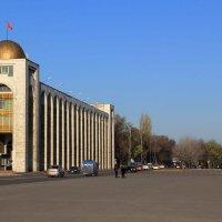 Площадь Ала Тоо, Бишкек :: Марат Данилов