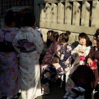 На улочках Киото... :: Sofia Rakitskaia