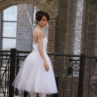балерина :: Дмитрий Пучкин