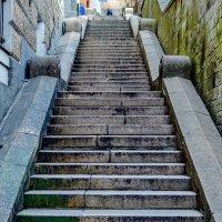 Старая лестница :: Александр Морозов