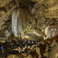 Новоафонская пещера. Абхазия. :: Вячеслав Овчинников