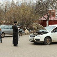Когда знания ПДД мало... :: Евгений Никифоров