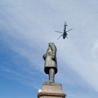 Учения в центре Саратова :: Дмитрий Тарарин
