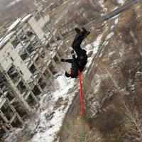 На верёвке :: Дмитрий Арсеньев
