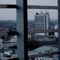 Нижний Новгород с высоты. Вид на Московский вокзал. :: Павел Зюзин