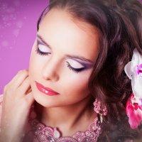 Цветочная фотосессия :: Евгения Семенова