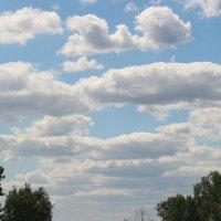 Облака.... :: Анастасия Якимова
