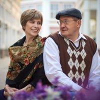 Семейная фотосессия 04/2014 :: Ольга Фефелова