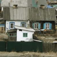 Соседи :: Елена Чупрова