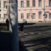На переходе :: Константин Сафронов