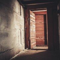 Свет за дверью. :: Кенгуру Урбанистический