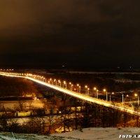 Мост через р.Клязьма. :: Анатолий Борисов