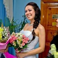 Невеста Катя и подружки :: Валерий Славников
