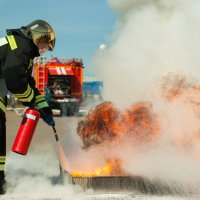 Пожар!!! :: Артур Рыжаков