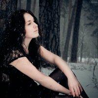 В темном лесу :: Александра Карпушкина
