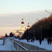 Зимняя прогулка :: Елена Байдакова