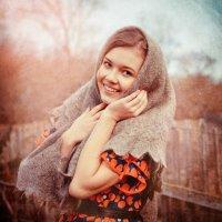 Катюша и весна :: Кристина Мащенко