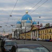 И в повседневной жизни мы хранимы Им. :: Владимир Гилясев