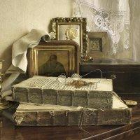 Старые книги. :: Александр Смирнов