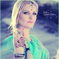 Индийская блондя :: Наталья Ремез