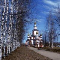 храм :: Алексей Логинов