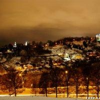 Ночной город. :: Анатолий Борисов